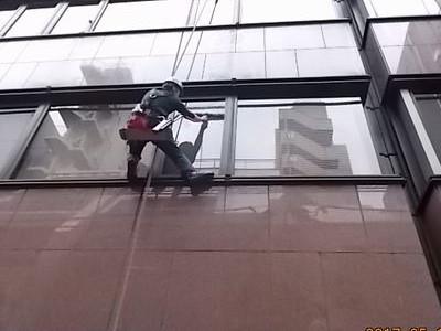 硝子清掃ロープ画像1