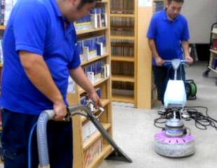清掃業務のイメージ